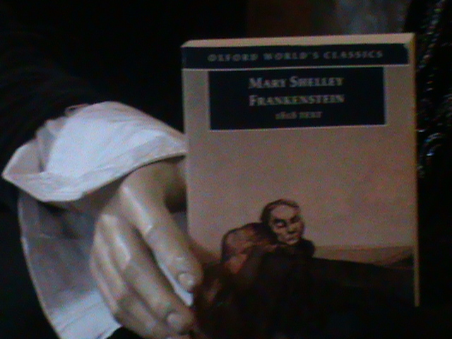 a marxist reading of frankenstein Because such a symbolic reading is difficult, students approaching frankenstein through marx turn to the most obvious representation of alienation in shelley's.