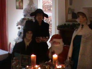 Christmas Carol Singing.