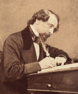 Charles Dickens was certainly Master of the Inkpot.